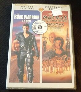 DVD-Movie-Double-Feature-The-Road-Warrior-Mad-Max-Beyond-Thunderdome