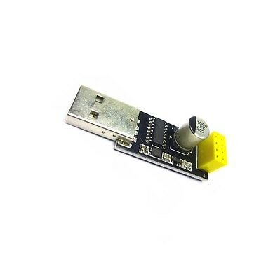 UK STOCK Programmer USB to ESP8266 UART ESP8266 ESP01 ESP-01S Adapter
