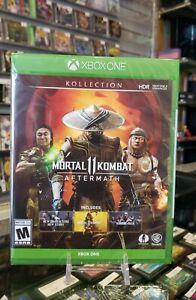 Mortal Kombat 11 Aftermath Kollection Wallpaper Wallpapershit