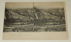 CP-stereo-Les-PYRENEES-LOURDES-Vues-Stereoscopiques-Julien-DAMOY