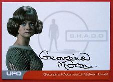 UFO - GEORGINA MOON (GM2) - Lt Sylvia Howell - VERY LIMITED Autograph Card