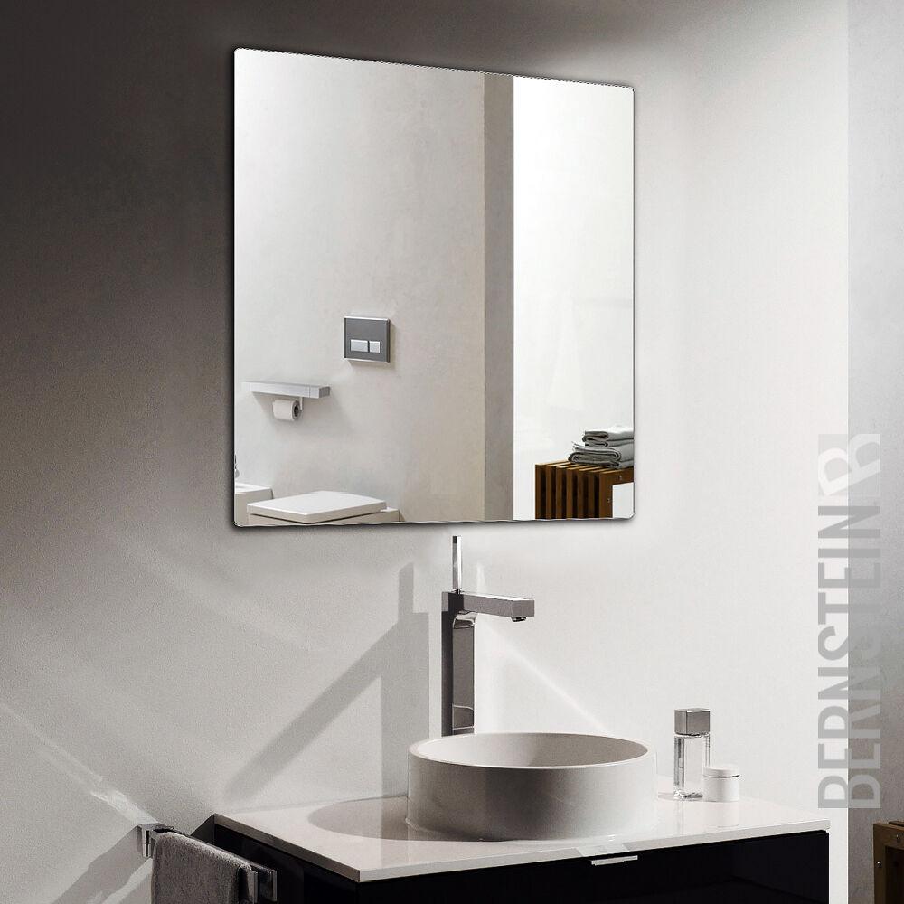 BERNSTEIN Badezimmerspiegel Badspiegel Wandspiegel 2137 Größe wählbar