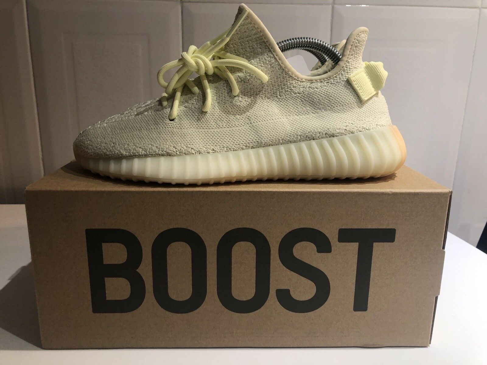 Yeezy Boost 350 Butter UK7.5