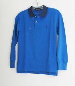 XL 18-20 Ralph Lauren Boys Long Sleeve Polo Shirt