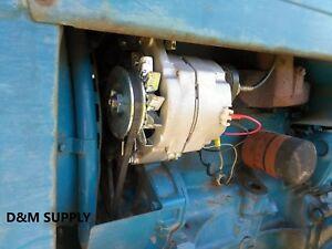 image is loading 12v-alternator-conversion-kit-for-ford-3-cyl-