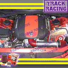 05-15 DODGE CHARGER MAGNUM CHALLENGER 300C 5.7/6.1 HEMI SRT8 AIR INTAKE+K&N Red