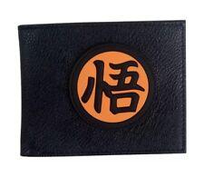 Dragon Ball Z DBZ Bifold Wallet Cosplay Son Goku Anime Leather Wallets Gift NWS