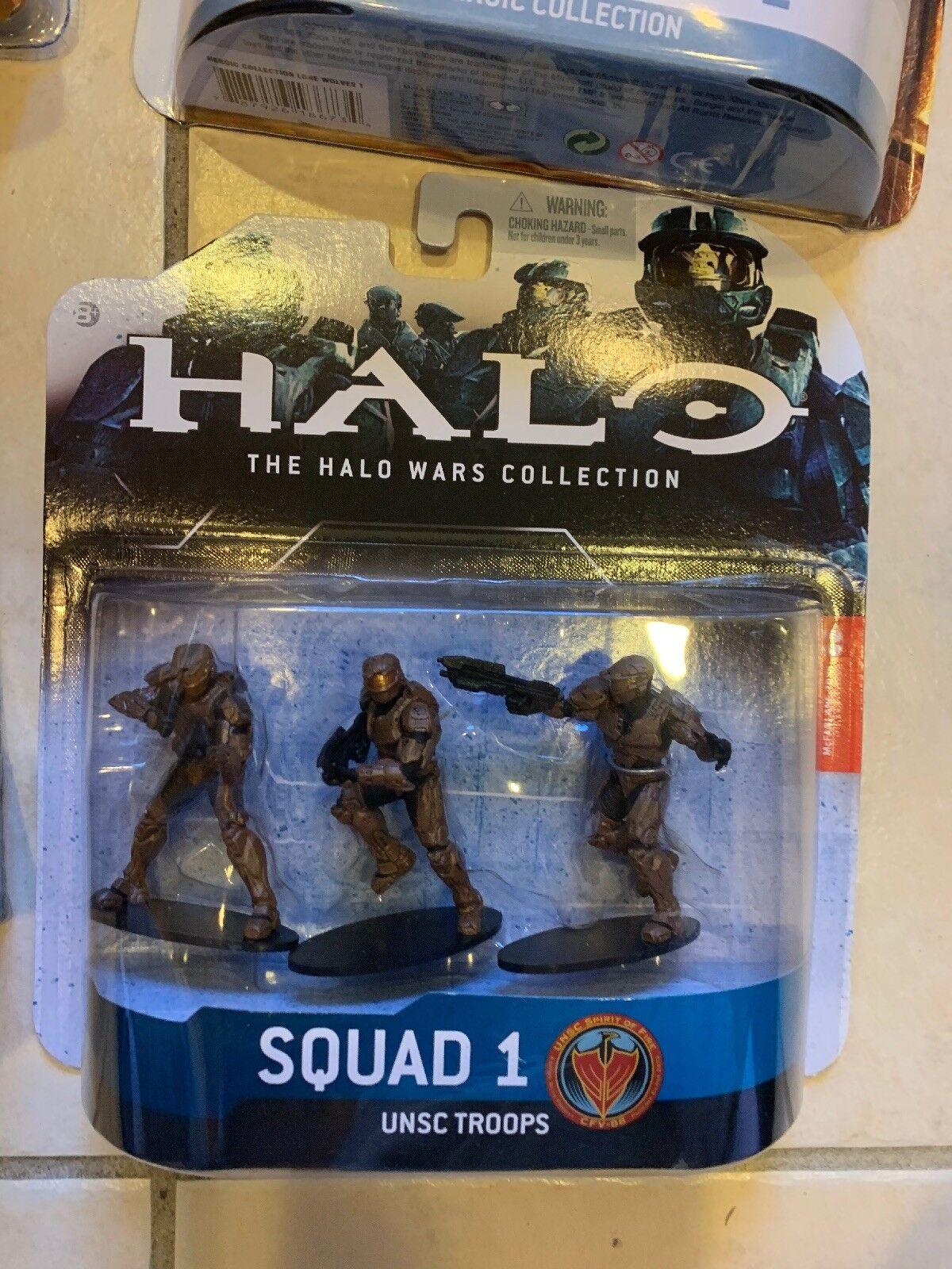 Halo Action Figures Halo 3, Halo Wars Wars Wars , Halo 4 3b192c