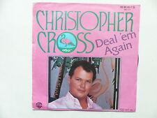 christopher cross dEAL EM AGAIN 92 96 40 7