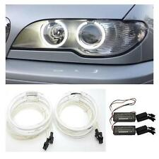 BMW E46 Coupe Facelift 2003-05 CCFL Angel Eye Kit 6000K Ice White vendedor del Reino Unido