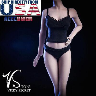 JIAOU DOLL 1//6 Female Bikini Swimsuit Underwear Underclothing Fit TBL PH Body