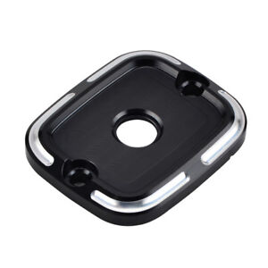 CNC Front Brake Master Cylinder Cover for Harley Sportster Dyna Touring Softail