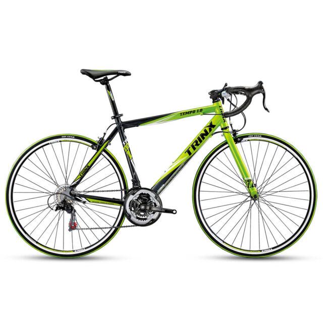 Trinx TEMPO1.0 700C Road Bike Shimano 21 Speed Racing Bicycle 53cm 56cm Frame NE