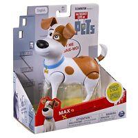 Max Walking Talking Dog The Secret Life Of Pets Plush Toy Best Friend Kids