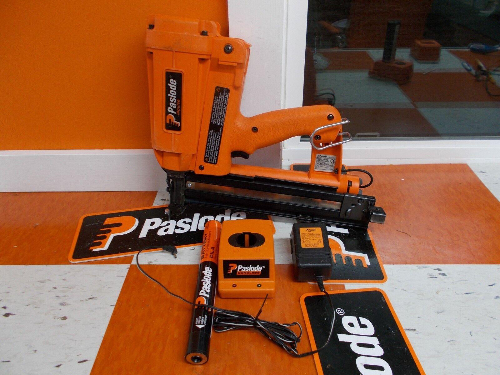 900078 liondiamondtools Paslode IM200-S16 Cordless Utility Stapler, 3/4 to 2 # 900078
