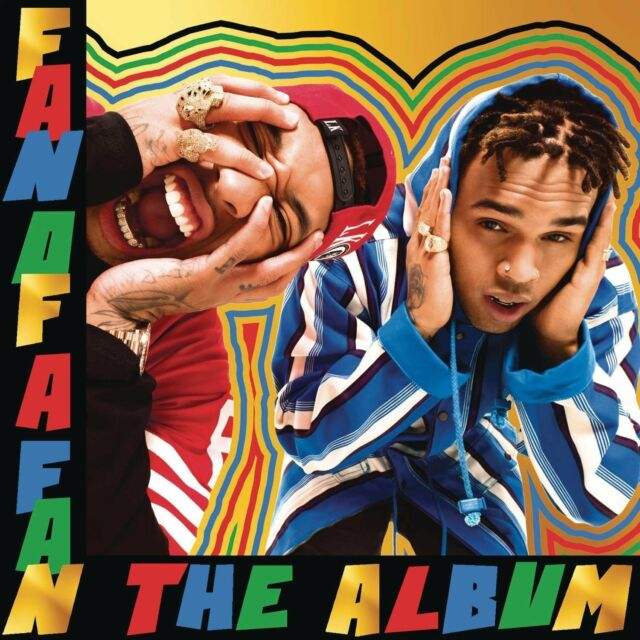 CHRIS BROWN & TIGA - FAN OF A FAN THE ALBUM-    CD NUOVO SIGILLATO