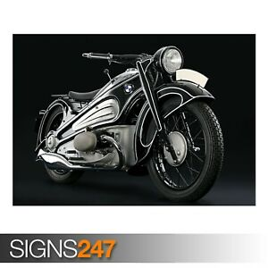 BMW-R7-1934-PROTOTYPE-AE189-Photo-Picture-Poster-Print-Art-A0-A1-A2-A3-A4