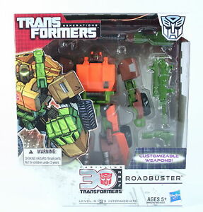 """Transformers Generations AUTOBOT ROADBUSTER Voyager 8"""" action figure toy - NEW!"""