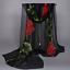 Hot-New-Women-039-s-Long-Rose-Flower-Print-Chiffon-Scarf-Soft-Wrap-Lady-Shawl-Silk