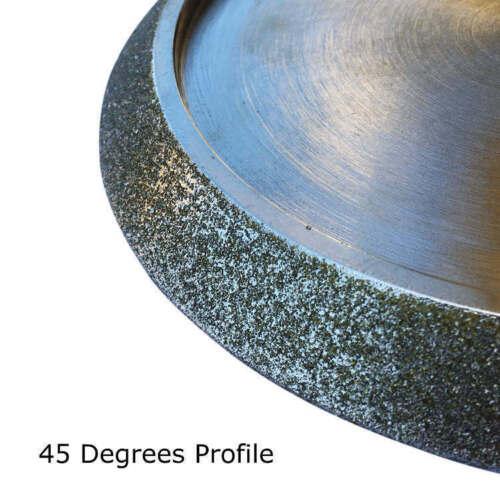 "3//8/"" Radius Demi-Bullnose for Tile Saw 8/"" Diamond Profile Wheel Shape B"