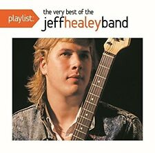 Jeff Healey - Playlist: The Very Best of the Jeff Healey Band [New CD]