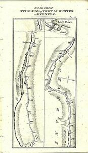 Antique-map-Stirling-by-Fort-Augustus-to-Bernero-4