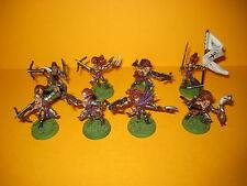 Dunkelelfen - Dark Elves - stunningly converted + painted Hagashin - Shades