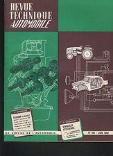(C3A)REVUE TECHNIQUE AUTOMOBILE SAVIEM (ex RENAULT) type 572