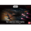 Bandai-Star-Wars-POE-039-S-BOOSTED-X-WING-FIGHTER-1-72 miniature 1