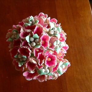 Vintage-Millinery-Flowers-Forget-Me-Not-Pink-Cluster-for-Hat-Wedding-Hair-P1