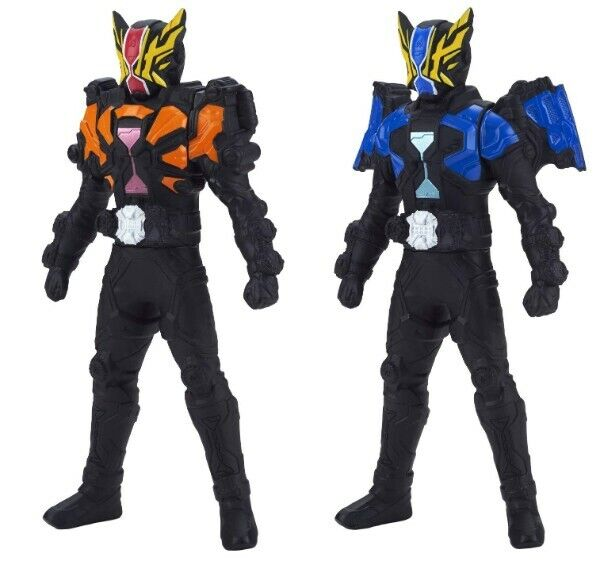 NEW Kamen Masked Rider Zi-O Hero Series 14 & 15 Gates Revive Goretsu Hayate Set