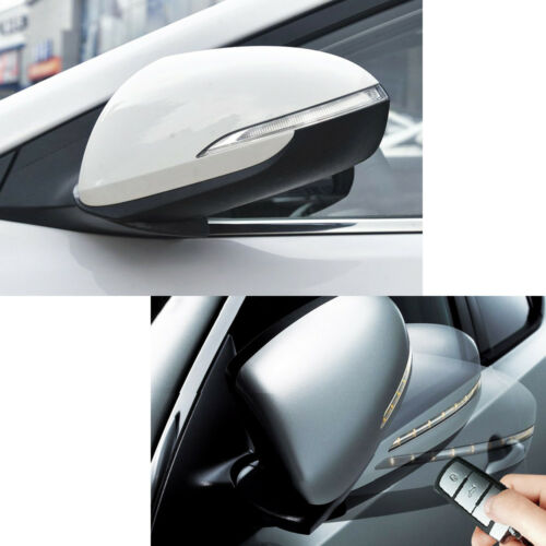 Car Auto Intelligent Side Mirror Rear View Mirror Fold Closer System Universal