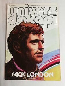 N46 Rivista Universo Okapi N° 120 Jack Landon, 1876 - 1916, La Mare, La Strada