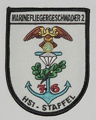 Marinefliegergeschwader 2 ..........A2318 Patch Aufnäher 3 Staffel MFG 2