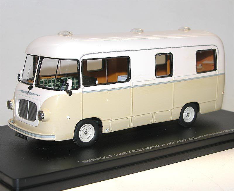 Perfex, Renault 1400 KG Heuliez Camping Car, Caravan, Mobile Home, 1 43