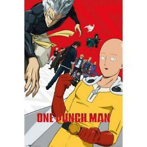 One-Punch-Man-Poster-215-Official-Merchandise