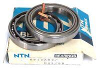 Set Of 2 Ntn 6913z Bearings 6913zd2/g03/9b