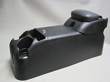 2006-2016 9C1 Chevy Impala Police Black Center Console with Upholstered Armrest