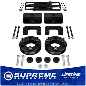 Full-3-5-034-2-034-Lift-Kit-Diff-Drop-For-07-18-Chevy-GMC-Silverado-Sierra-1500-4WD