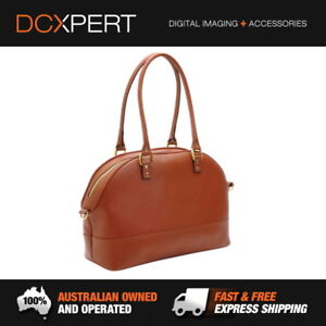 4ec6cfef16 Image is loading ONA-CHELSEA-Saffiano-leather-PREMIUM-SHOULDER-BAG-COGNAC-