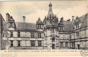 41-cpa-SAINT-AIGNAN-Le-chateau-i-4755