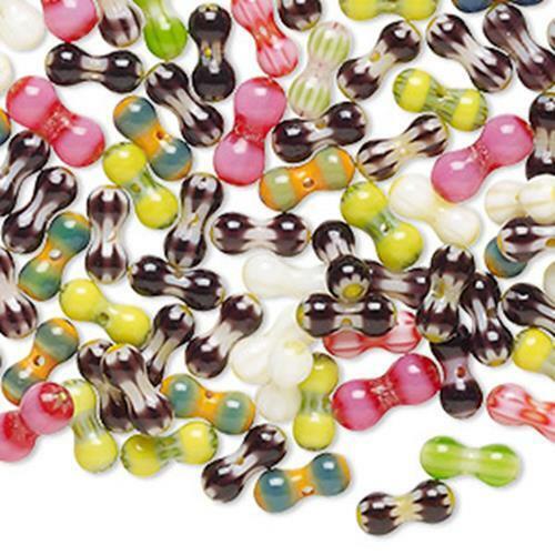tienda  Reino Unido * 8248 Mezcla de Cuentas de Vidrio Millefiori 6mm Aprox 180 Perlas