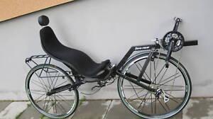 Liegerad-Ligfiets-Liegefahrrad-Fahrrad-Recumbent-Knicklenker-Flevo-Bike-Racer