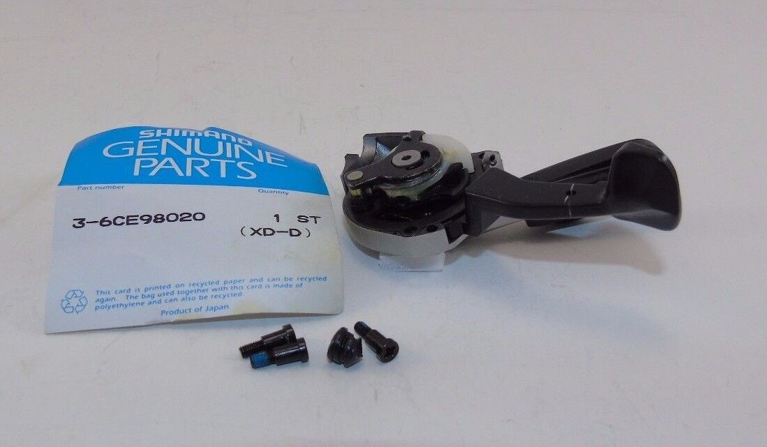 Nos Shimano XT Left Hand Shift Lever Pod, SL-M750,  3 Speed, CE98020, Brand New  online shopping