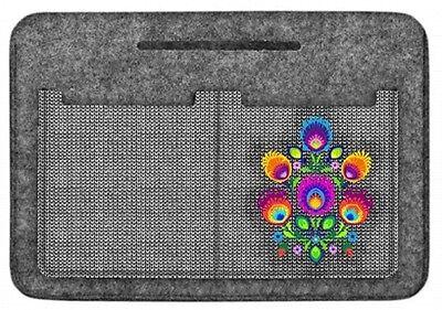 Tasche Organizer Handtaschen-Organizer Taschenorganizer Filz Print Motiv Folk-J