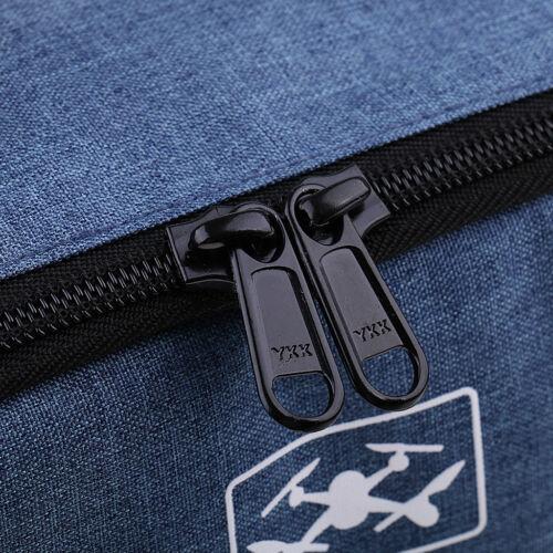 1x RC Aircraft Body Storage Hand /& Shoulder Bag 30x23x8cm for DJI Spark Blue