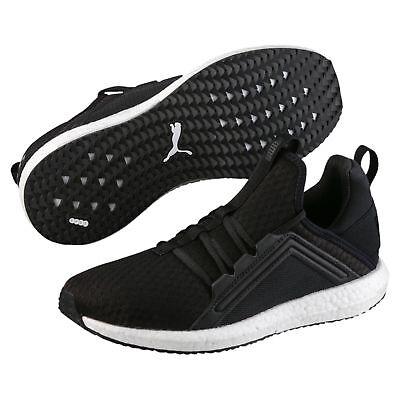 Puma Women's Mega Nrgy Heather Knit Shoes Running Sneaker Black Size 7 190276164954 | eBay