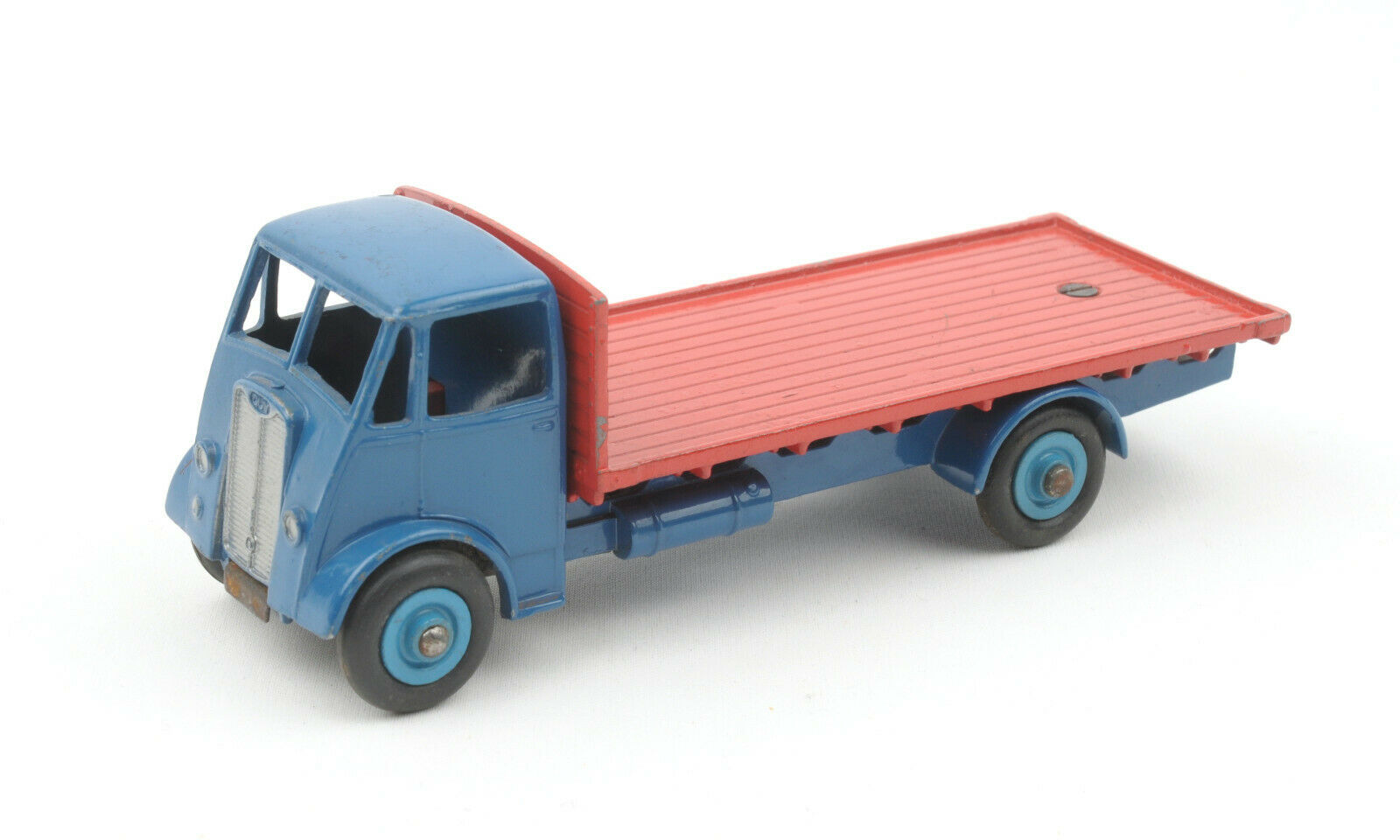 VINTAGE Dinky Supertoys 512 Guy piatto camion 1952-54  nr. Nuovo di zecca
