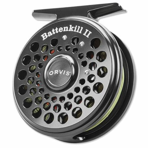 Choose Size Orvis Battenkill Click and Pawl Fly Fishing Reel