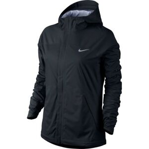 b200c50fe35f Nike Shield Runner Women s Running Jacket - XL (689469-010) BLACK ...